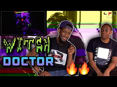 My Son REACTS To HOPSIN - Witch Doctor (Official Video) | FAM REACTION 🔥🔥