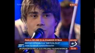 Download Lagu Alexander Rybak & Paula Seling - I'll show you 30.05.2012.s) Mp3
