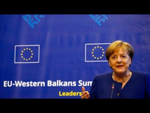 Merkel macht wenig Hoffnung auf Entschädigung wegen I ...