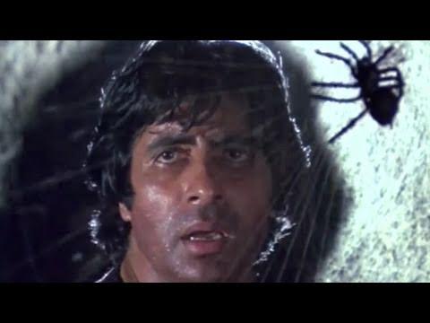 Amitabh Bachchan goes into depression | Inquilaab | Emotional Scene 11/21