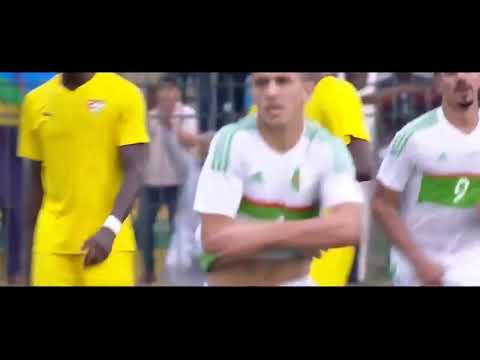 Algeria ★ All 09 Goals for Africa Cup of Nations Qualifiers 2019 ●  HD