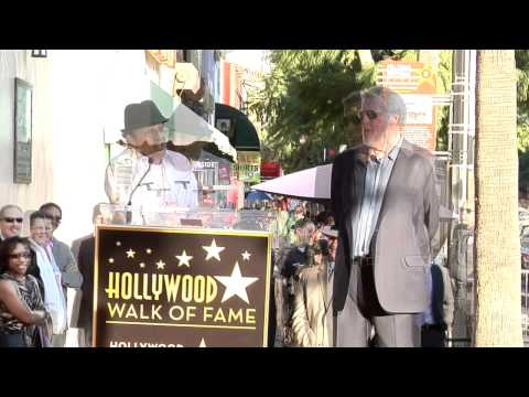 John Langley Walk of Fame Ceremony
