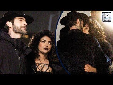 Priyanka Chopra CAUGHT Kissing A Hollywood Actor