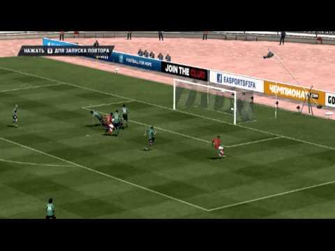 Супер финт в FIFA 13