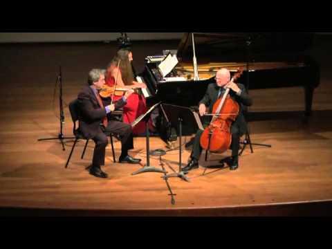 Schubert Trio Op. 99 Orit Wolf