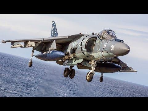 Why The AV-8B Harrier II Is Such...