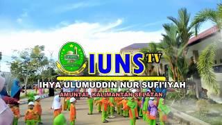 Senam Pagi Ceria PAUD ISLAM - IUNS