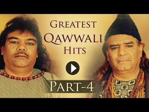 Greatest Qawwali Hit Songs – Part 4 – Sabri Brothers – Aziz Mian