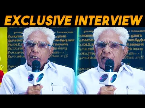 Director Mohan Gandhi Raman - Exclusive Interview
