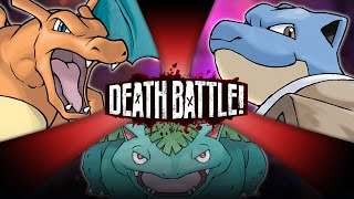 Pokémon Battle Royale | DEATH BATTLE!