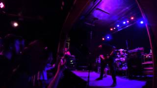Fallujah - Become One - 8/27/14 Hawthorne Theater, Portland, OR