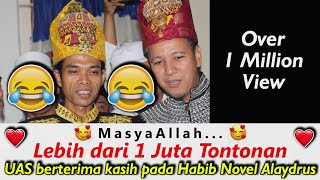 Video Tonton Sampai Habis.. UAS berterima kasih Pada Habib Novel Karena... MP3, 3GP, MP4, WEBM, AVI, FLV September 2019