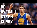 99 OVERALL STEPH CURRY HIGHLIGHTS!!! ABSOLUTE GAME BREAKER!!! NBA 2K16