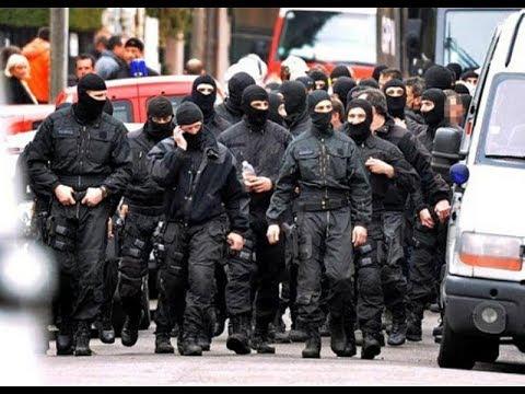 الشرطة الفرنسية تعلن إضرابا مفتوحا وتدعم