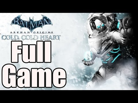 ORIGINS - Batman Arkham Origins Cold Cold Heart Full Game Walkthrough Next Part https://www.youtube.com/watch?v=GZ7TVNls8PA&list=PLYD0s9u6Ol25cBNYeJGCib8ynhQr0PmIL&ind...