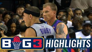 SUBSCRIBE to get the latest FOX Sports content: https://www.youtube.com/foxsports?sub_confirmation=1 Check out all the best action from the BIG3 as the Ghost...