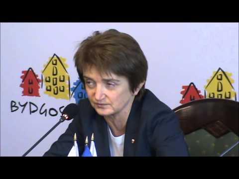 Nowa wiceprezydent Bydgoszczy. Czym zajmie się Maria Wasiak?
