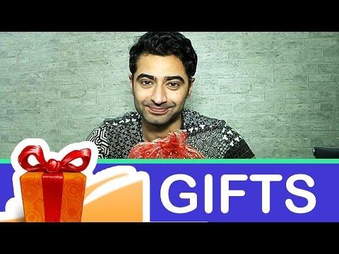 Harshad Arora's gift segment