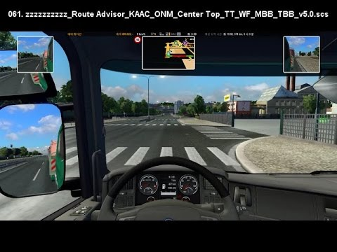 Route Advisor Mod Collection v5.0
