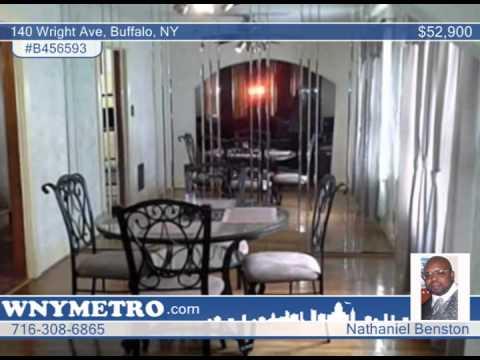140 Wright Ave  Buffalo, NY Homes for Sale | wnymetro.com