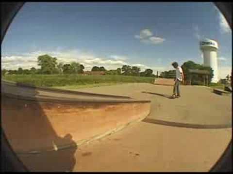 eden prairie skatepark and chaska skatepark technotage