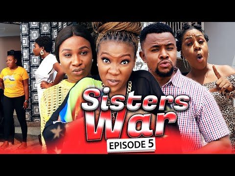 SISTERS WAR EPISODE 5 Final (New Hit Movie) Chinenye & Sonia 2020 Latest Nigerian Nollywood Movie