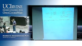 General Chemistry 1C. Lecture 9. Acids And Bases. Pt. 6.