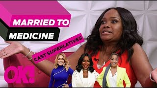 'It's Not Worth It!' Dr. Heavenly Reveals She May NOT Return To 'Married To Medicine'