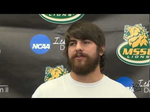 Landon Zerkel Press Conference Week 11