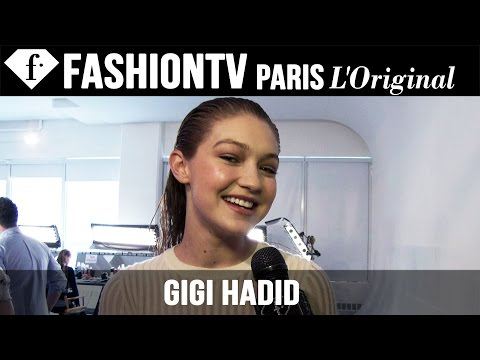 fashiontv - http://www.FashionTV.com/videos MODEL TALK - Gigi Hadid opens up to FashionTV about her personal life. Gigi is with IMG. She is American and she's 178 cm tall. Gigi is the daughter of Mohamed...
