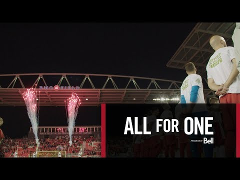 Video: All For One: Moments - Kitchen Sink presented by Bell