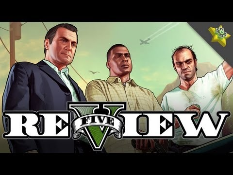 Grand Theft Auto V - Grand Theft Auto V has finally arrived. Watch Adam Sessler's full review to find out if it lives up to the hype. Stay tuned for more GTA V content - subscrib...