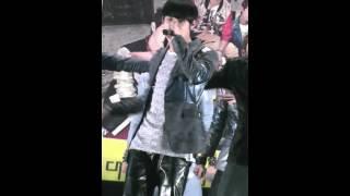 Download Lagu 121014 BTOB (비투비) - 비밀 (Insane) - 현식 (Hyun Sik) Mp3