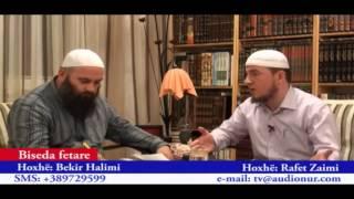 Mënyra e  Pendimit - Hoxhë Rafet Zaimi dhe Hoxhë Bekir Halimi