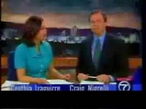 Divertidos momentos en la televisión