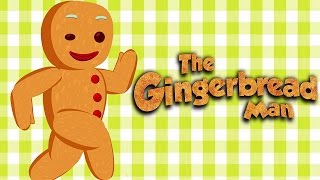 Video The Gingerbread Man | Full Story | Animated Fairy Tales For Children | 4K UHD MP3, 3GP, MP4, WEBM, AVI, FLV Mei 2019
