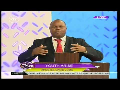 Tukuza 27th June 2016 - YOUTH ARISE: Apostle Jume