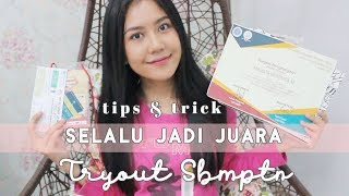 Download Video 9 Cara Sukses Ikuti Tryout SBMPTN | Siap Menang Juara 1 Nasional TO! ♡ MP3 3GP MP4