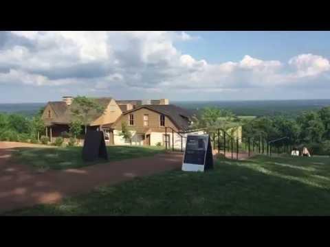 Thomas Jefferson Monticello Home Estate Video Tour ~ Charlottesville, VA