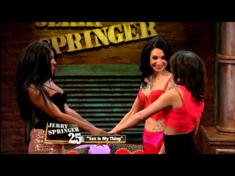 Jerry After Dark: Threesome Edition (The Jerry Springer Show)