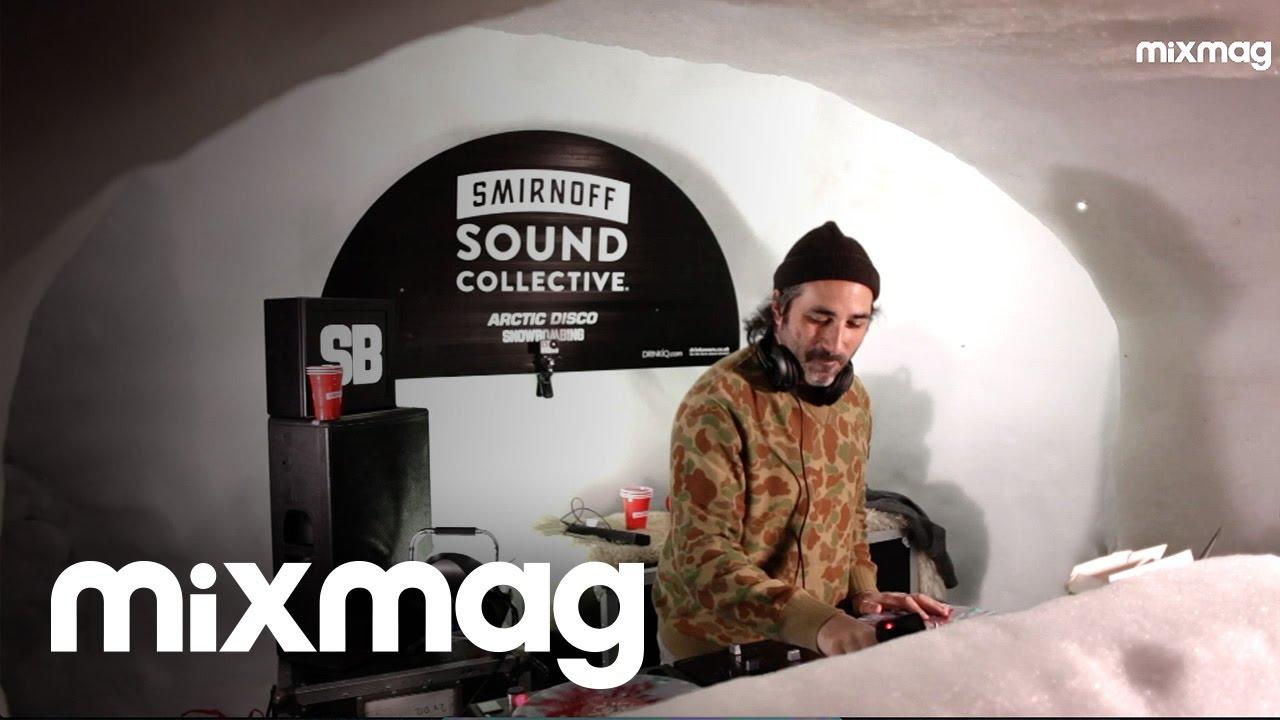 DJ Yoda - Live @ The Smirnoff Arctic Disco 2017