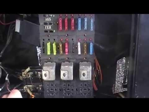Электросхема камаз 5308 фото