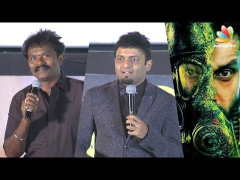 Nayanthara-was-an-A-D-in-Iru-Murugan--Director-Anand-Shankar-Hari-Speech