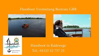 Hausboot Vermietung Beetzsee