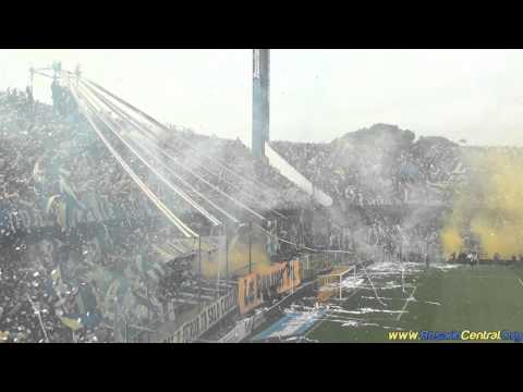 Video - Salida Rosario Central (Los Guerreros) vs River Plate (26/05/12) - Los Guerreros - Rosario Central - Argentina