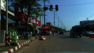 Muang Phon Thailand  City pictures : Kham Ta Kla,Time Lapse,Phon Charoen,Bueng Kan,บึงกาฬ,Ban Muang,2012,HD,Thailand.