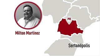PR - Sertanópolis - Milton Martinez