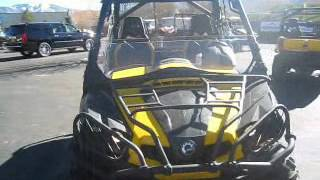 10. 2012 Can-Am Commander 1000 X $14,400 Steamboat Powersports UU2302