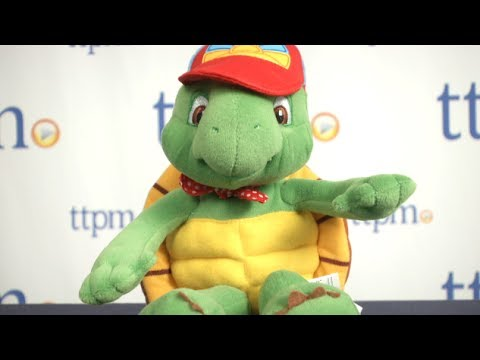 Franklin and Friends Franklin Plush from Imports Dragon