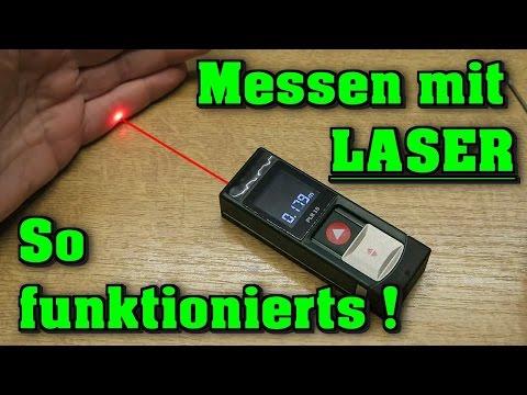 Laser-Entfernungsmesser: Was ist drin und wie funktioniert das ?